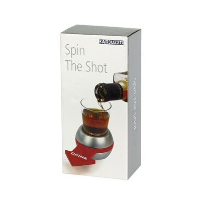 Spin The Shot - MERCURI - 2