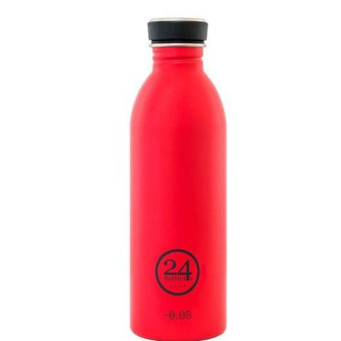 Urban Bottle Hot Red