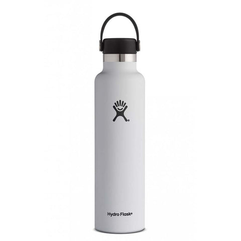 Hydro Flask standard mouth 21oz White