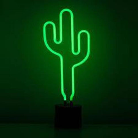 Cactus Neon Light Amped & Co.