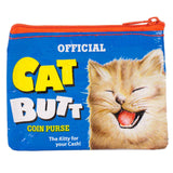Coin purse - Cat Butt - MERCURI - 1