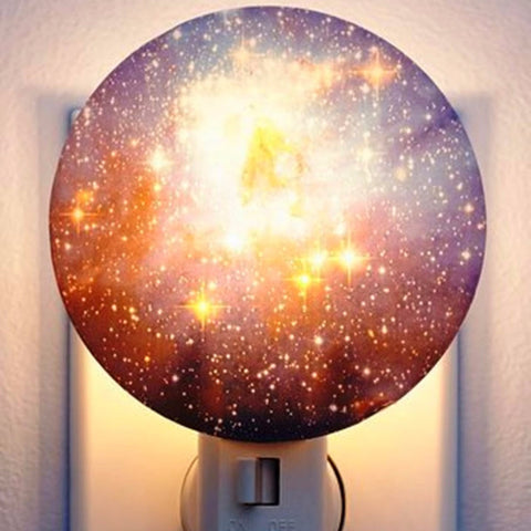 Galaxy Night Light - MERCURI