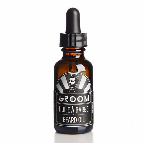 Original Beard Oil - MERCURI