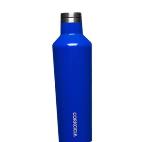 Corkcicle Canteen - 16oz Gloss Cobalt