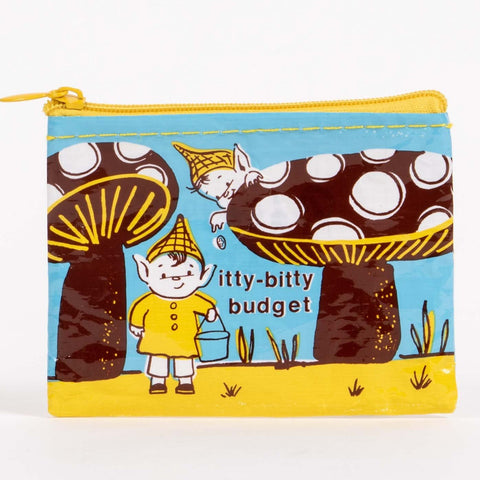 Coin Purse - Itty-Bitty Budget