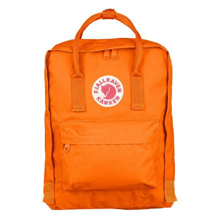 Fjällräven Kånken Mini Burnt Orange - MERCURI
