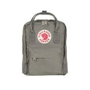 Fjällräven Kånken Mini Fog Striped