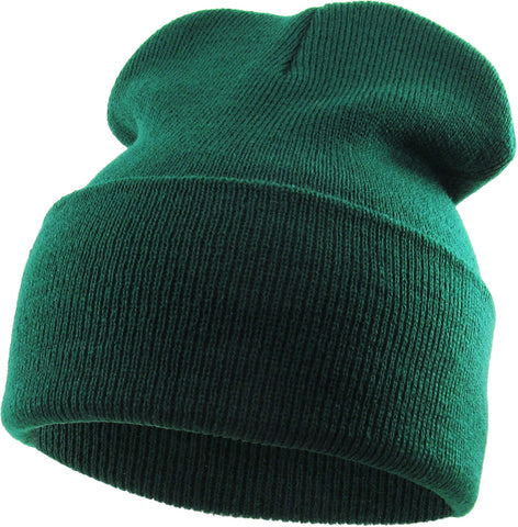 Beanie Cuffed - Evergreen