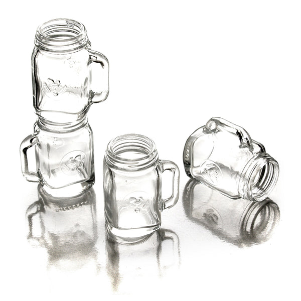 Mason Jar Shot Glasses - MERCURI - 3