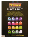 Pac Man Pixel Ghost Light