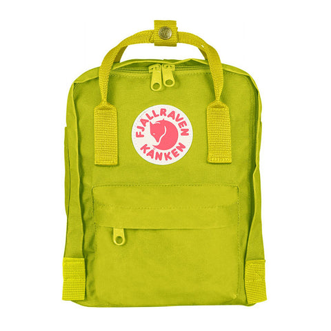 Fjällräven Kånken Mini Birch Green - MERCURI