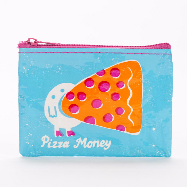 Coin Purse - Pizza Money - MERCURI