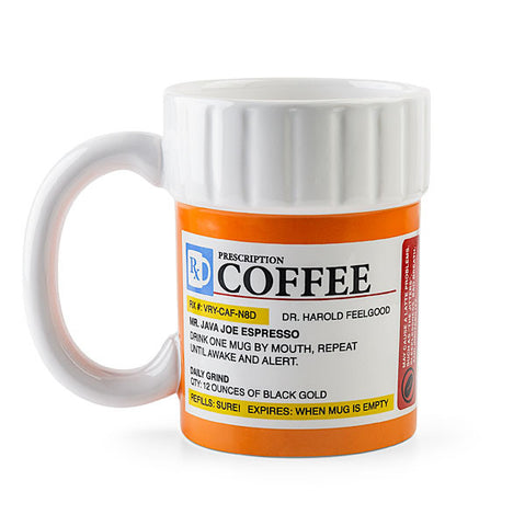 Prescription Mug - MERCURI - 1