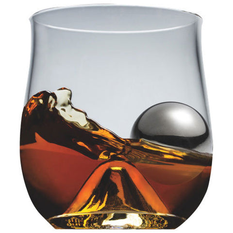 Rox & Roll Whiskey Glass - MERCURI - 1