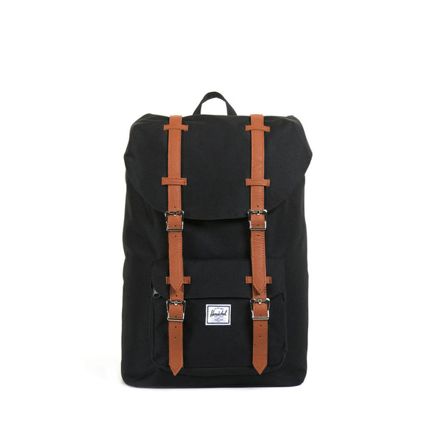 Herschel Little America Blackpack Black - MERCURI - 1