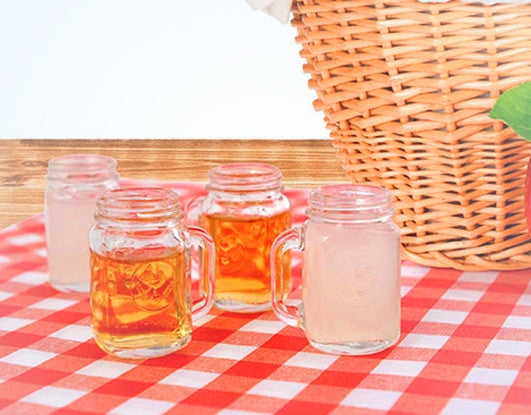 Mason Jar Shot Glasses - MERCURI - 2
