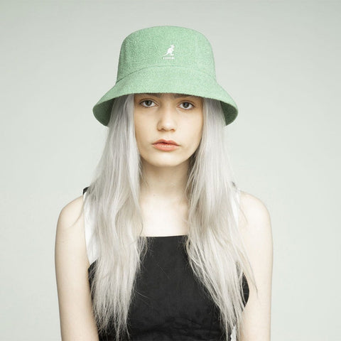 Kangol Bermuda Casual Hat - Sweet Mint