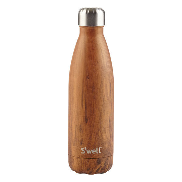 Swell Teakwood Bottle 17oz. - MERCURI