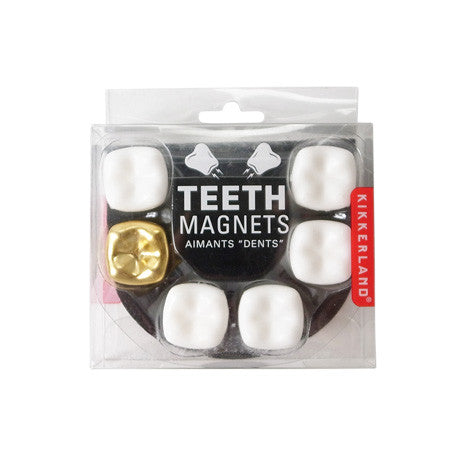 Teeth Magnets - MERCURI