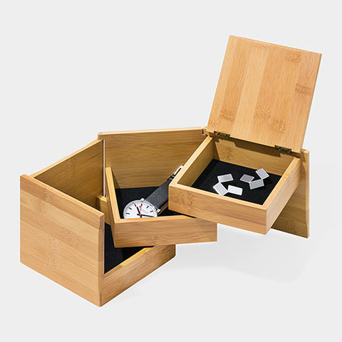 Tuck Folding Box - MERCURI - 1