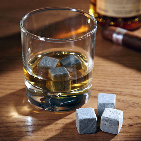 Chill' Rock Whisky Stones