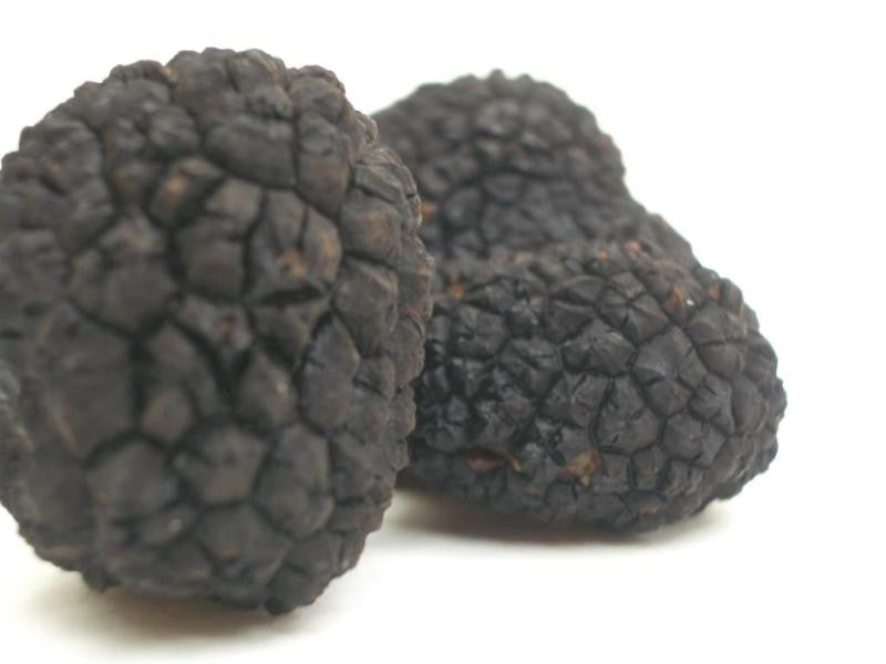 Pantry Accoutrements - Whole Summer Black Truffles Preserved in Brine 1 oz