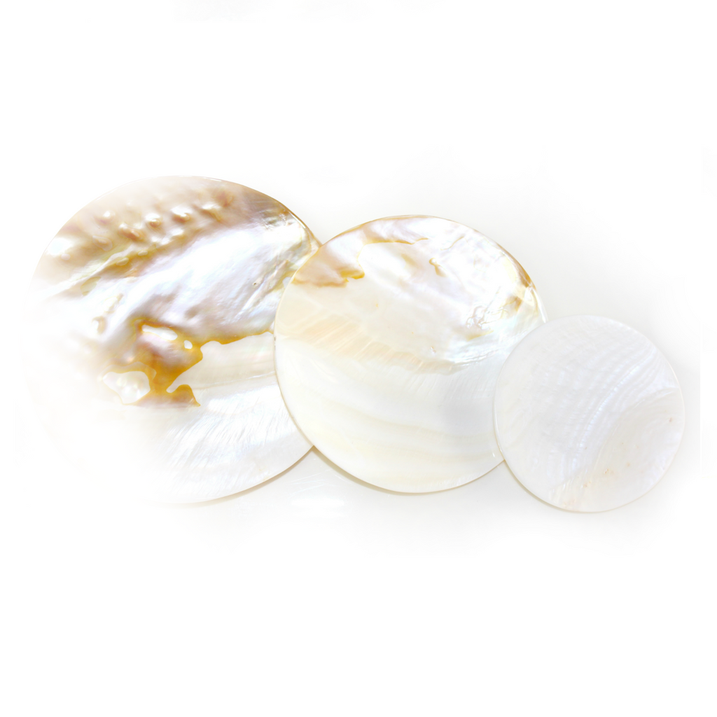 Pantry Accessory - Mother of Pearl Plate
