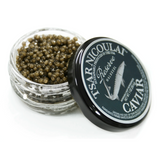 Caviar - American White Sturgeon - Reserve / Finest • Grand Size • Nutty • Light