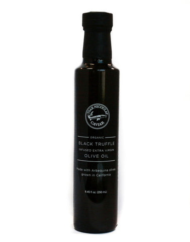 Pantry Accoutrements - Black Truffle Olive Oil