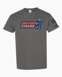 Official 2019 Cross Country Chase Route Event T-Shirt