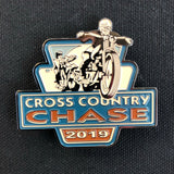 2019 Cross Country Chase Event Pin