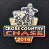2019 Cross Country Chase Pin / Patch Combo