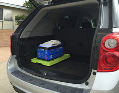 Collapsible Crate for the car