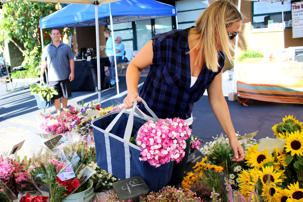Mother's Day Idea: Hit the Farmer's Market