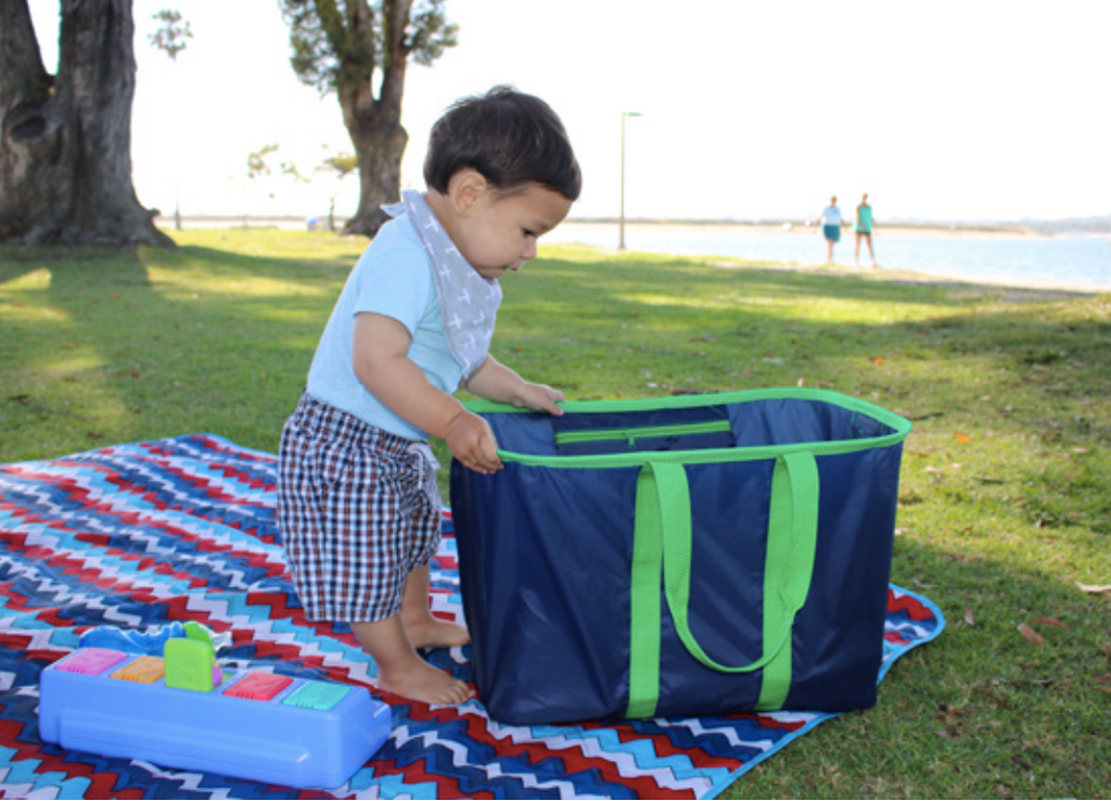 Mother's Day idea: picnic by the bay