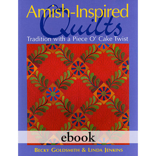 Amish-Inspired Quilts eBook