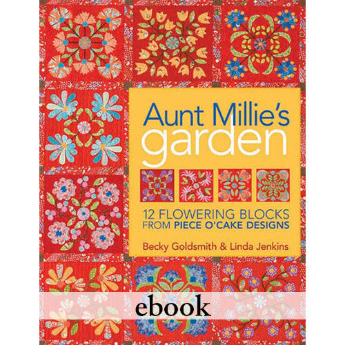 Aunt Millie's Garden eBook