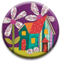 Quilt Dots Needle Nanny - Quilter's House