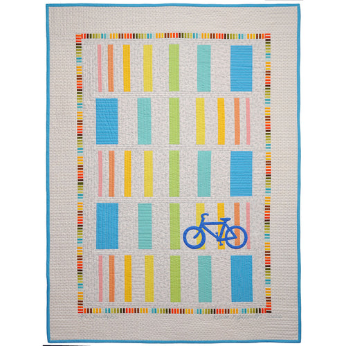 I Want To Ride My Bicycle Downloadable Pattern