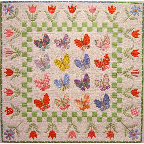 Butterfly Garden Downloadable Pattern