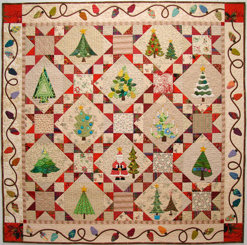 The Christmas Trees Downloadable Pattern