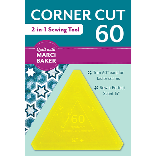 Corner Cut 2-in-1 Sewing Tool