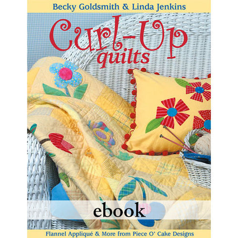 Applique Outside The Lines eBook