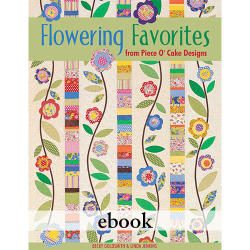 Flowering Favorites eBook