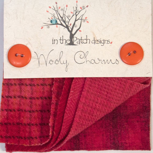 Wool Charm Pack – Lust (4732)