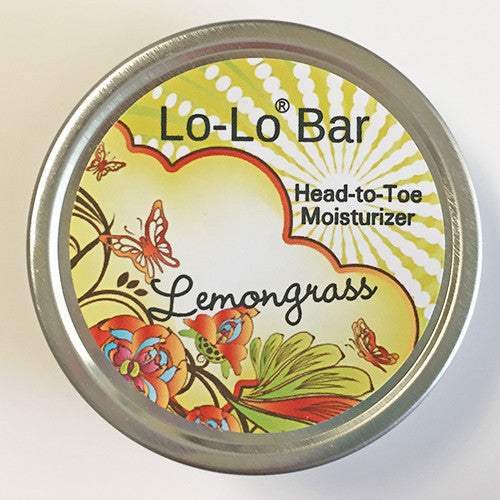 Lo-Lo Bar Head-To-Toe Moisture - Lemongrass - Body Size