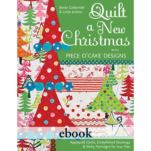 Quilt A New Christmas eBook