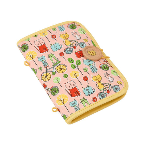 Kitty Fabric Pencil Pouch