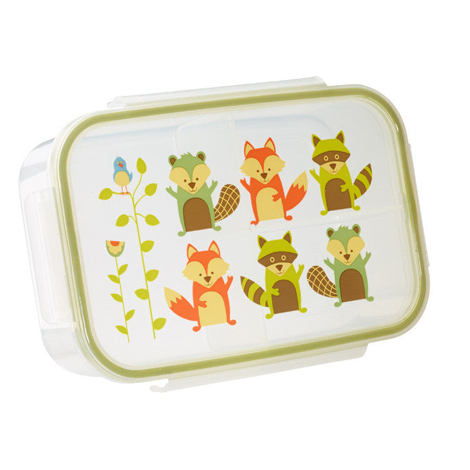 Foxes Bento Box