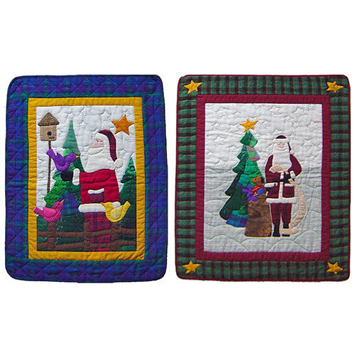 Santa Clause Combo Downloadable Pattern